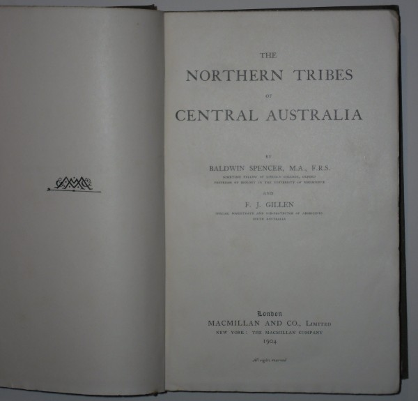 Northern Tribes Central Oz
