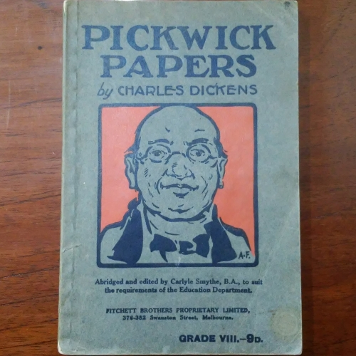 Pickwick Papers Dickens